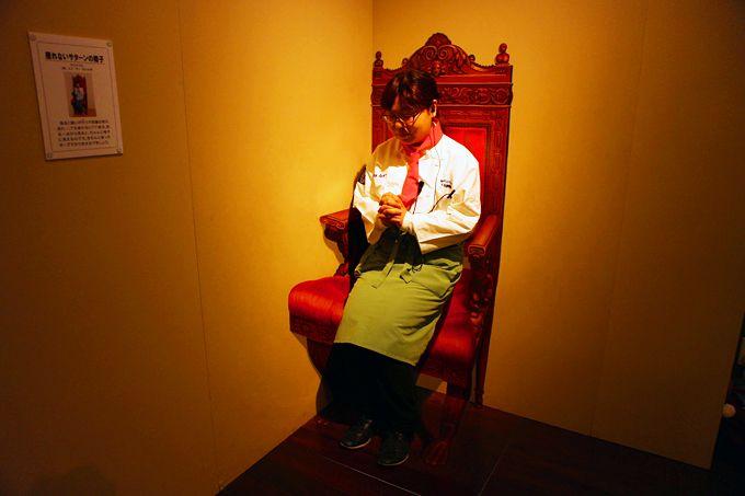 神戸ならではの楽しいトリックアートがいっぱい