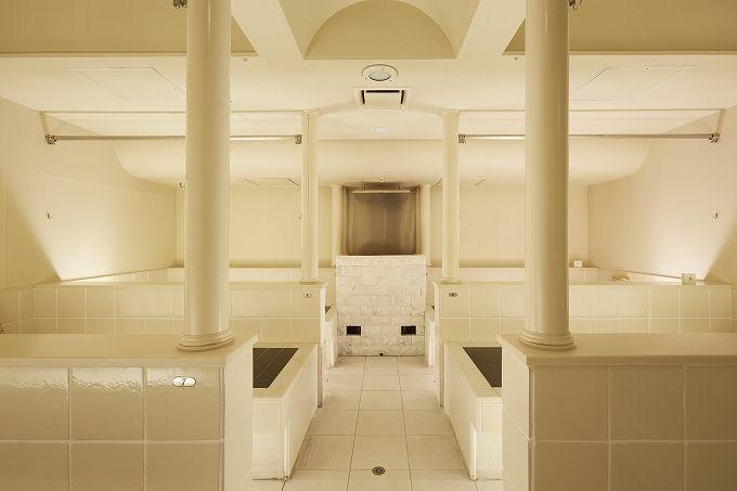 神戸レディススパは女性用日帰り温泉でもある
