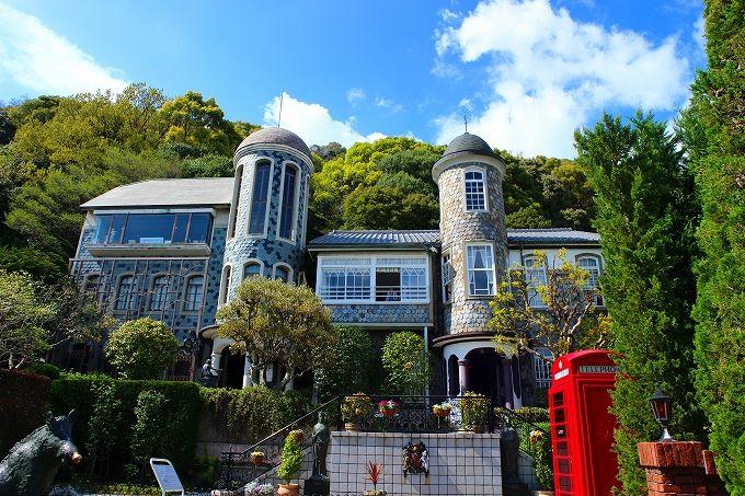 坂を登る価値がある!神戸の異人館「うろこの家・うろこ美術館」
