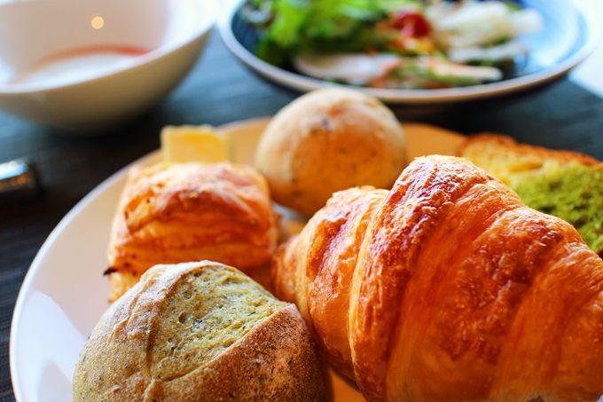 日本一の朝食ベーカリーセットなど、ル・パン神戸北野のお勧めパンいろいろ