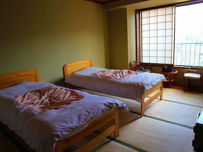 草津温泉ホテルおおるりの設備やアメニティは?