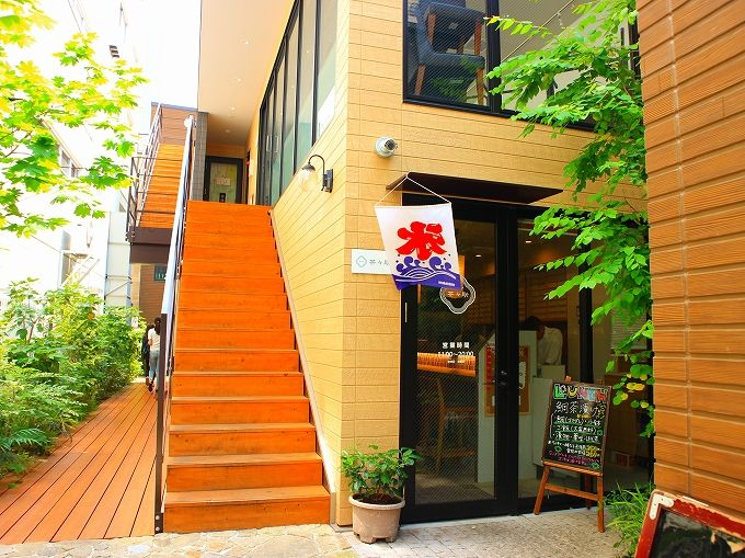 「食べるテラスSAKAE」の抹茶専門カフェ「茶々助」