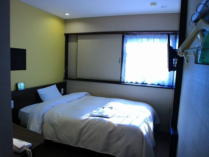 リニューアルした客室が快適な「名古屋クラウンホテル」