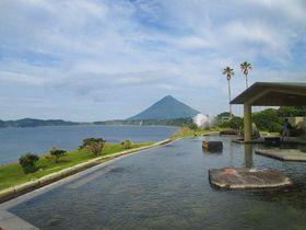 ドーンと絶景!鹿児島「露天風呂たまて箱温泉」の開放感がスゴイ