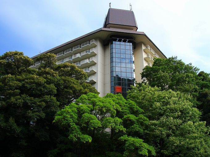 抹茶ソースでとろける「湯本富士屋ホテル」/箱根湯本