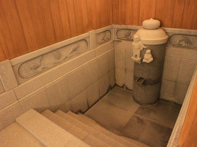 美術館のような道後温泉別館 飛鳥乃湯泉(あすかのゆ)