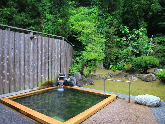 新潟「奥の湯 湯元館」には全身リンスしたみたいな温泉が!