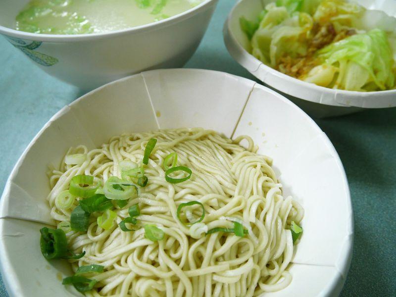 麺好きさん必食!台北「福州乾拌麺」の1度で3通りおいしい病みつき麺