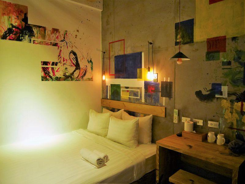 台北駅近ホテル「ジャストイン台北」でアートに囲まれ過ごす気ままステイ!