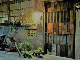 台北の原宿・西門町「影巷.人文公寓 lane to life」は路地裏の隠れ家ホテル