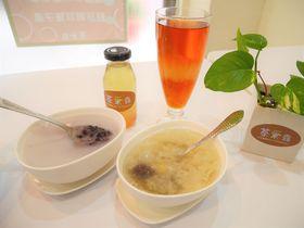 未知の台湾スイーツ!台北・迪化街の西米露専門店「幸福甜品・茶米露」