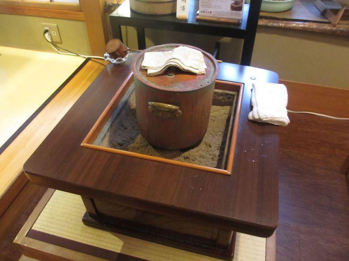 源泉使用のほうじ茶
