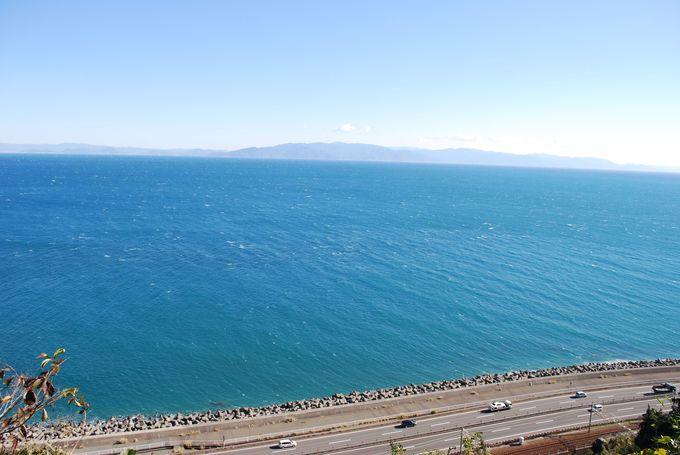 駿河湾を一望できる薩堆峠の絶景は由比観光では外せない名所☆
