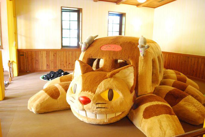 ジブリの世界に浸れる《三鷹の森ジブリ美術館》三鷹市