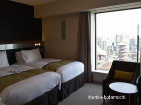 浅草でおすすめのビジネスホテル5選 駅チカ、眺望も抜群!
