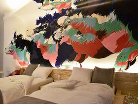 アートとコラボの新感覚ホテル!東京・高円寺「BnA hotel」|東京都|トラベルjp<たびねす>