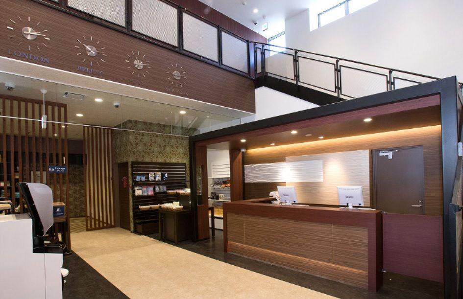 ハイクオリティーカプセルホテルはリーズナブルで快適!!