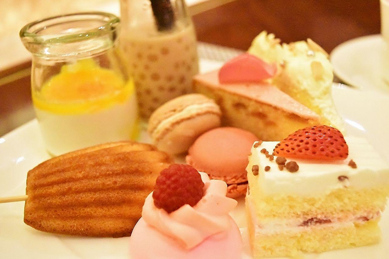 新宿・ヒルトン東京のデザートブッフェ&ステイでゴージャスな休日