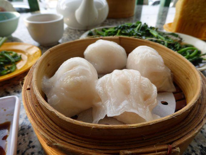 香港といえば飲茶!蒸篭に入ったアツアツの点心に可愛いアニマル点心も