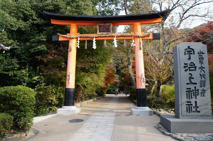 最古の神社建築があるんです!宇治上神社