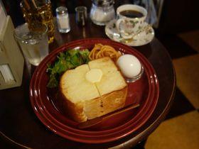 分厚いトーストに具だくさんコッペパン!天満橋「バトン」パン好きなら1日で回りたいお店めぐり