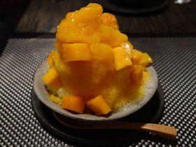 抹茶だけじゃない!京都で食べられるフルーツかき氷!!