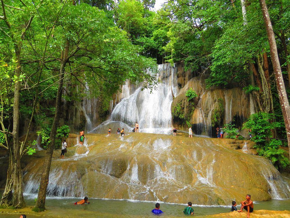 美しい「サイヨーク・ノイ滝」とその水源探し!タイ・カンチャナブリのサイヨーク国立公園を訪ねよう