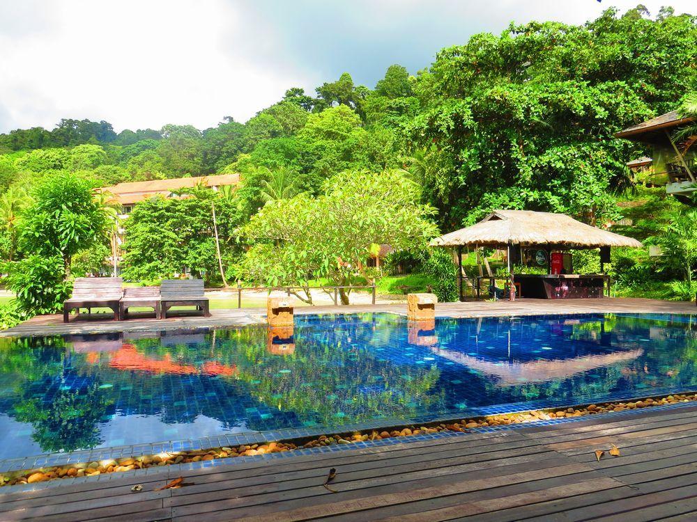 海沿いの「サイアム・ベイ・リゾート」で充実の時間!タイ・チャーン島お勧めホテル