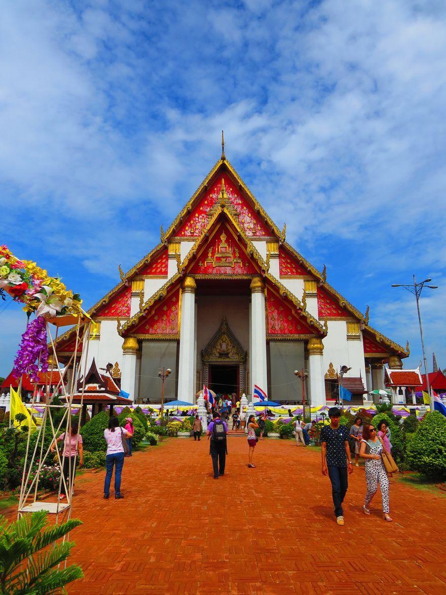 ウィハーン・プラモンコンボピット(Wihan Phra Mongkhon Bophit)とは