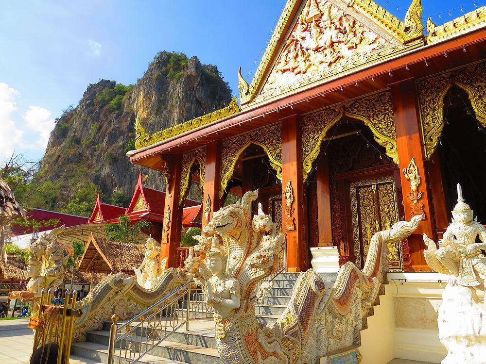 新しい寺院