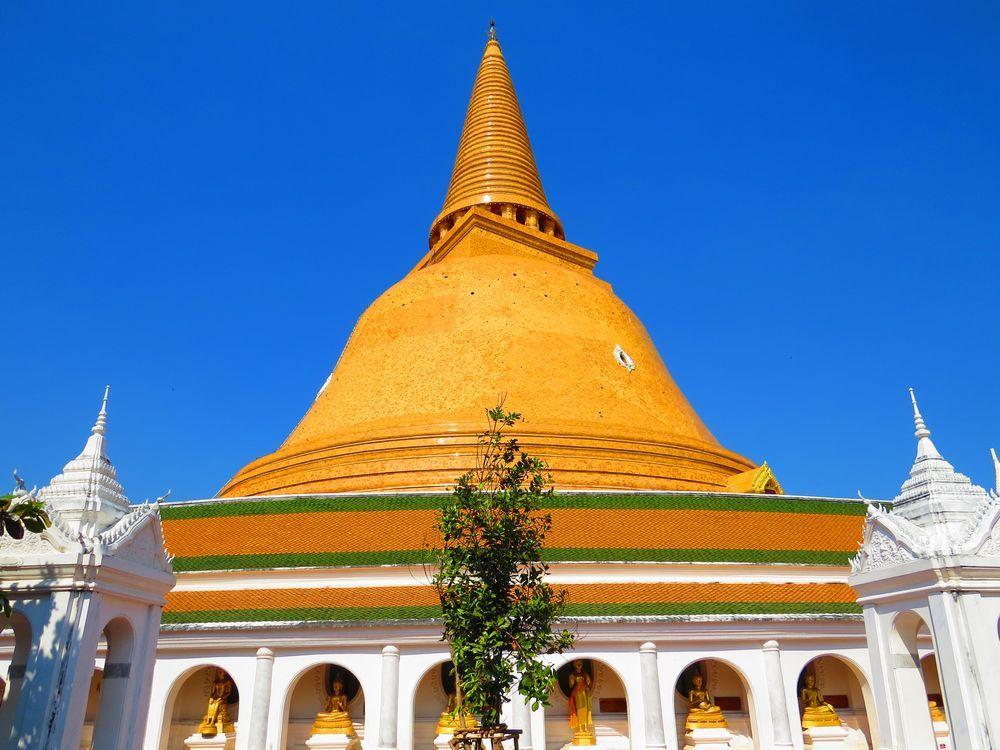 タイのナコン・パトム県の重要性