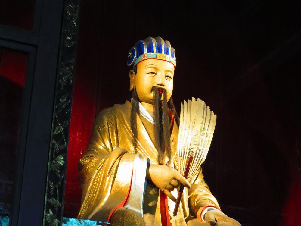 劉備玄徳と諸葛亮孔明を祀る「武侯祠」!四川省成都は三国志・蜀の都