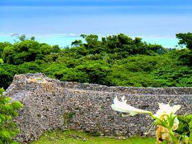 琉球王国成立以前の遺構を残す「今帰仁城」は絶好のビューポイント|沖縄県|トラベルjp<たびねす>