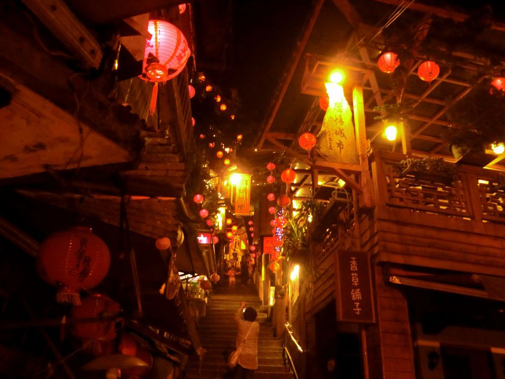 日本の古き良き姿を彷彿する台湾「九フン」を歩いてみよう