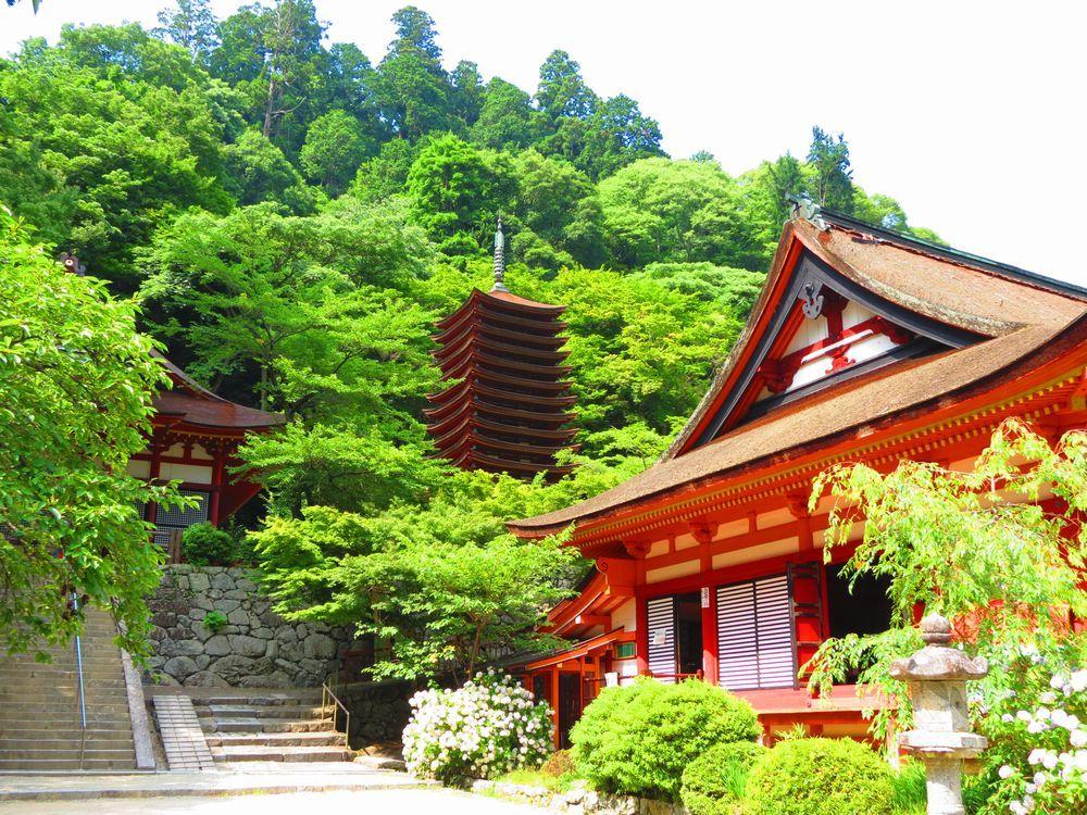 十三重塔が印象的な「談山神社」は見落とせない大和路の穴場!