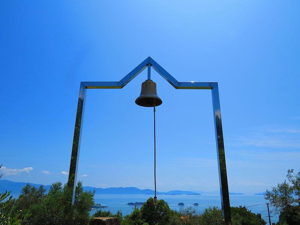 「幸福の鐘」は恋人の聖地