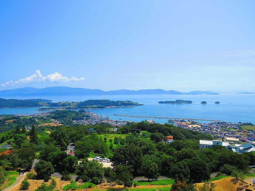 これぞ日本のエーゲ海!岡山県「牛窓オリーブ園」で絶景を楽しもう