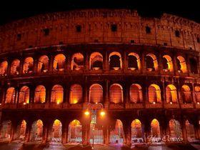 ローマ観光で必須のコロッセオ!朝から晩まで楽しもう