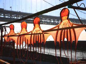 アニメ「ひるね姫」の舞台・倉敷で瀬戸大橋や空飛ぶタコ!|岡山県|トラベルjp<たびねす>