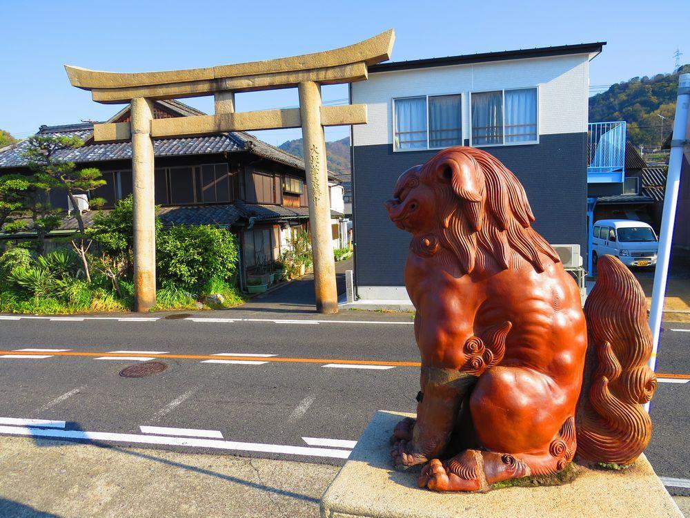 そして岡山県倉敷市児島へ