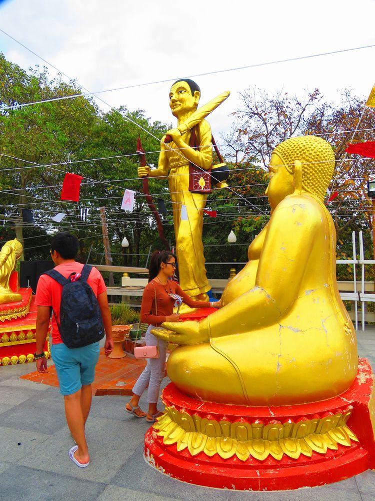 様々な仏像