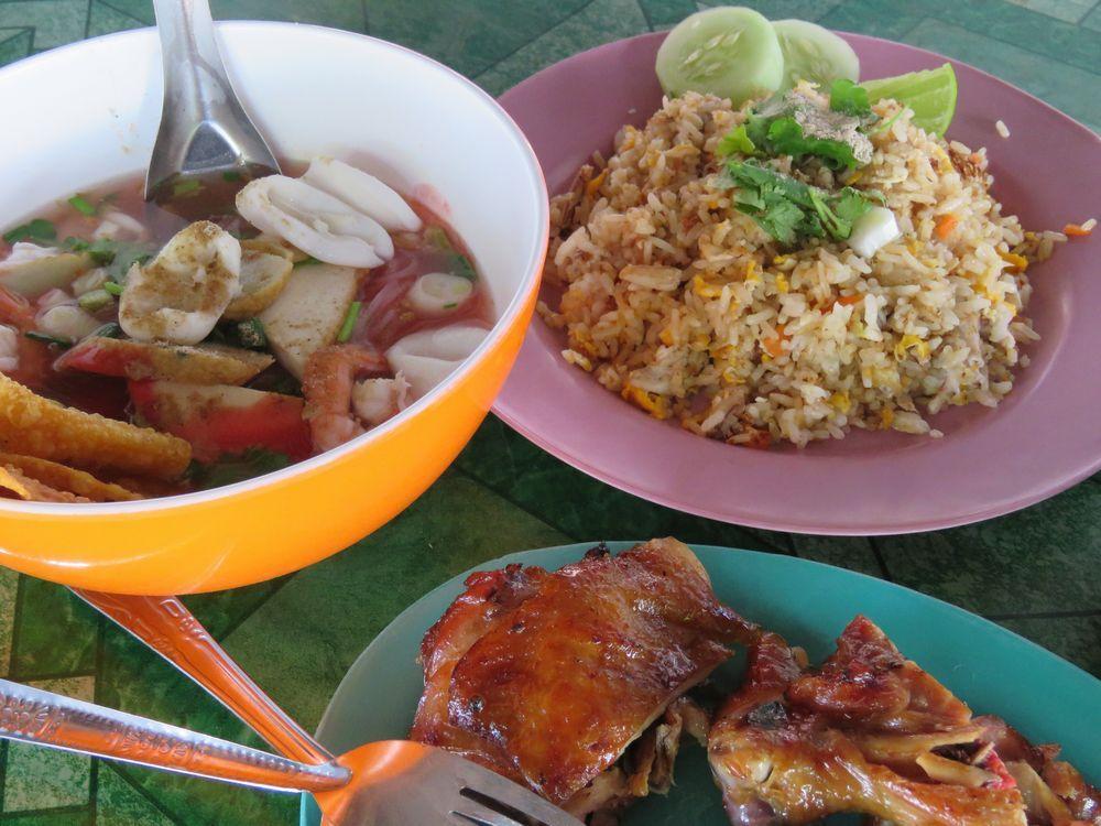 タイの食べ物