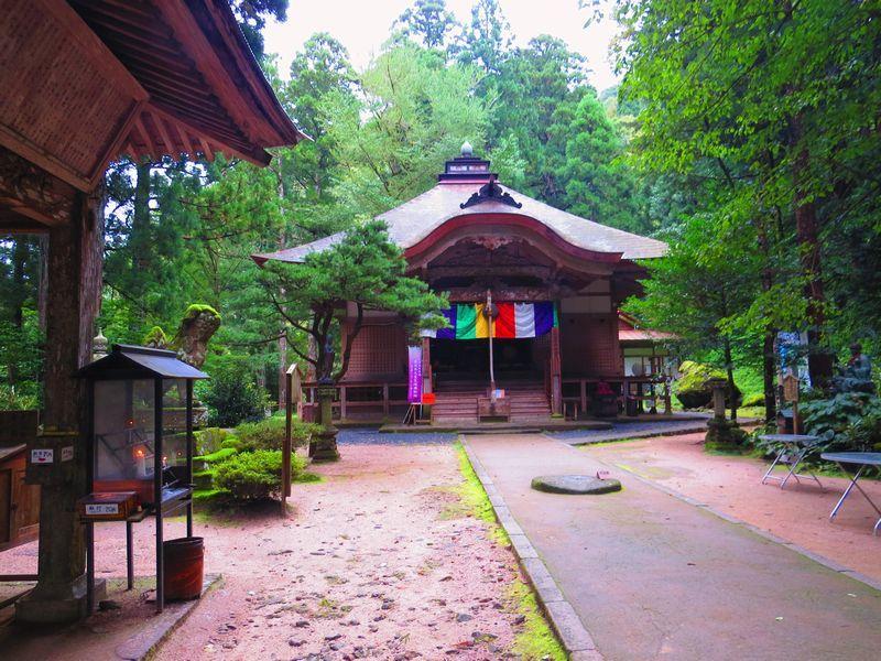 三徳山・三佛寺の国宝への道
