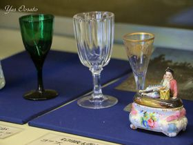 丸亀・本島の塩飽勤番所で見る秀吉の朱印状や咸臨丸の品々