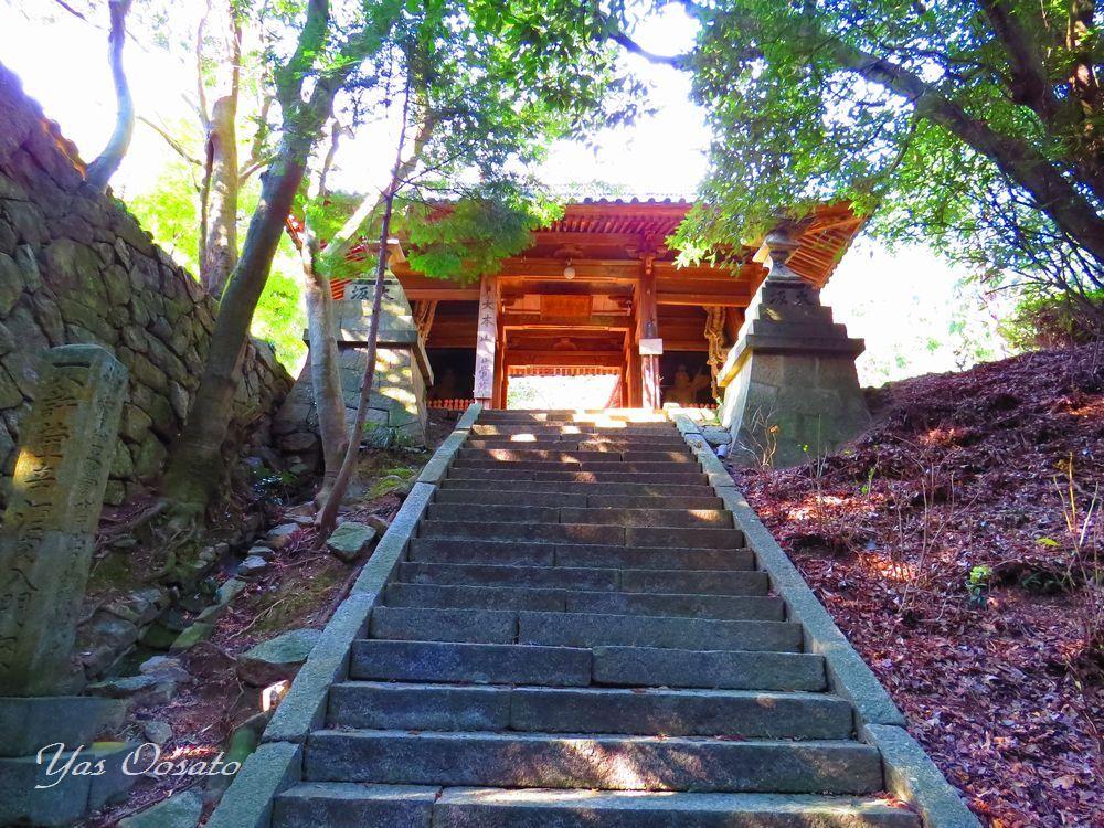 丸亀本島「正覚院」は行基、空海所縁のパワースポット!