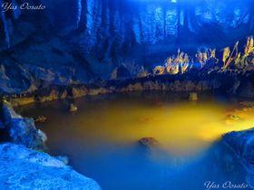 岡山・井倉洞は全長1200m!恋の阿里佐の宮も必見|岡山県|トラベルjp<たびねす>