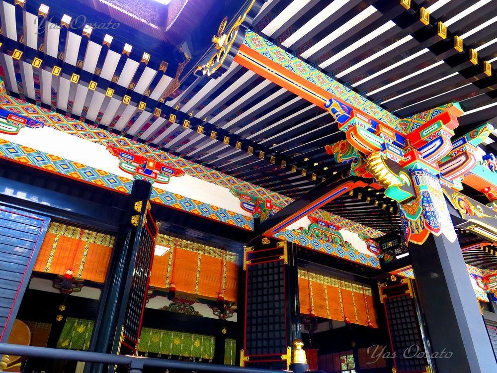 2700年の時空を貫く香取神宮は黒社殿のパワースポット