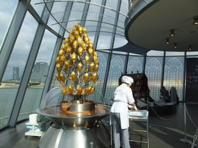 チョコレート好きにお勧め!ケルン「チョコレート博物館」高さ3mものチョコレート・ファウンテンも必見