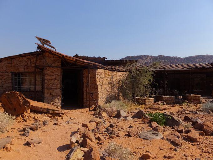 ナミビア初の世界遺産