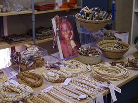 ナミビアのお土産探しなら「ナミビア・クラフト・センター」へ